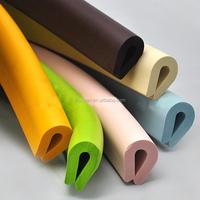 foam sponge rubber door seal strip EPDM silicone