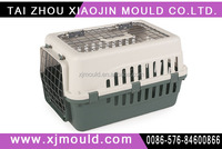 plastic animal carrier Mould manufacturer,Plastic Pet Travelling Carrier mold