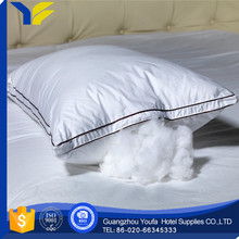 sleeping made in China 100% cotton pillow covers wholesale plain