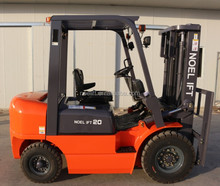 4400lb diesel forklift truck(FD20 type), forklift with auto transmission for sale