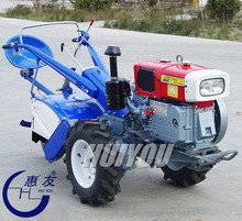 Cheap (DF-18) 18HP Power Tiller, 2WD tractor, Walking Tractor with Rotary Cultivator