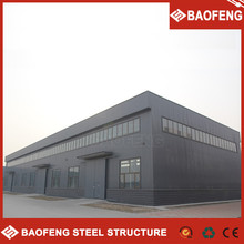 mobile modular prefab steel warehouse factory shed