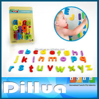 Number Letter Small Plastic Letters for Child