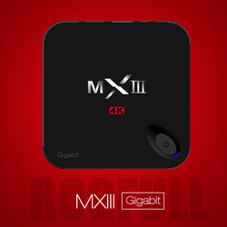 2016! Android 5.1 Amlogic S812 MXIII-G Quad Core with 1GB/2GB RAM 8GB ROM, Faster than MXIII TV Box, Factory Shenzhen(OEM)