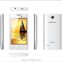 "Original Leagoo Lead 4 Mobile Phones MTK6572 Dual core Android Smartphone 4"" 720p 512B RAM 4GB ROM WCDMA 850/1900/2100MHZ"
