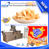 Wheat flour salad snack production line/Bugle snack machine