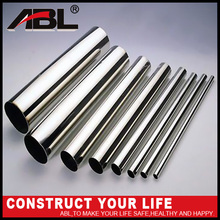 2015 Safe and durable 304 stainless steel welded pipe for handrail