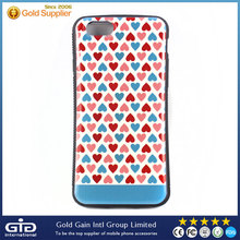 [GGIT] Best Quality Simple Pattern Design Color Painting TPU Cover Case for iPhone 6