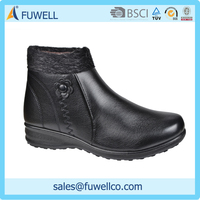 New style fashion blue jeans high heel women boots