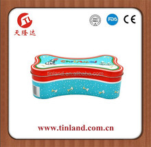 candy tin can factory in China