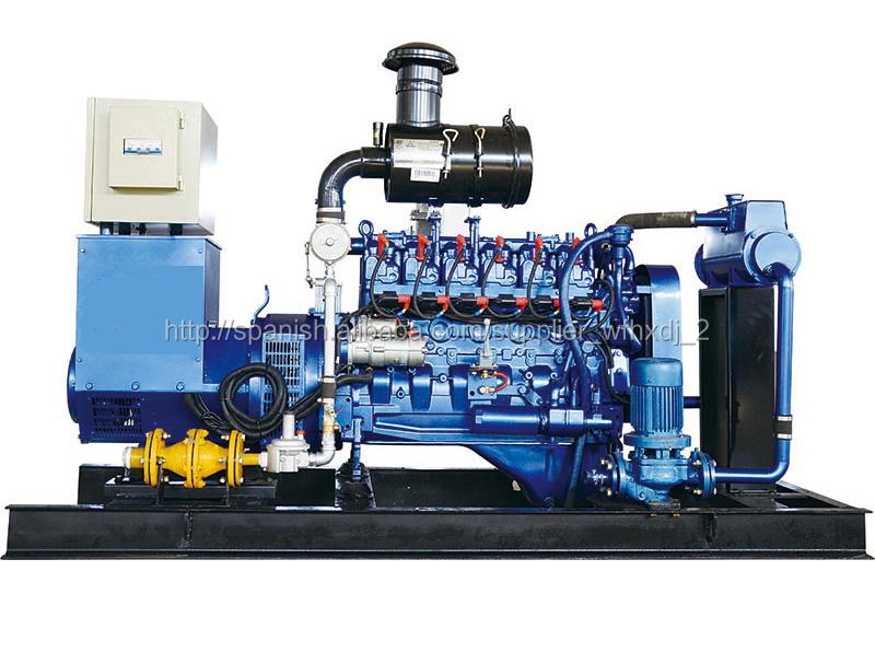 Generador de gas 200 kw gas natural grupo electr geno - Generador de gas ...