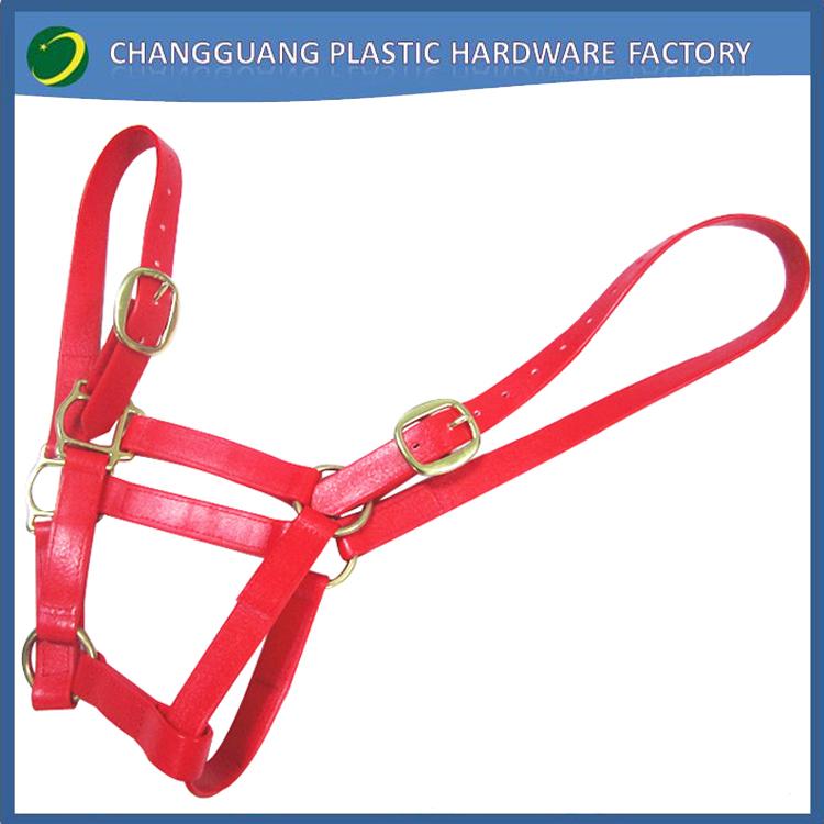 PVC horse halter