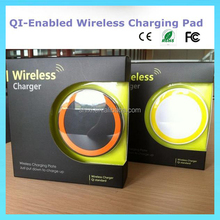 New model wireless charger, wireless power bank charger, wireless phone charger for all types of smart phone