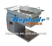 meat-cutting machine hygeian designed excellent cutting skills gleaming appearance easy to operate and clean!!