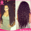 Alibaba long 100% human hair full lace wig with baby hair, brazilain full lace wigs