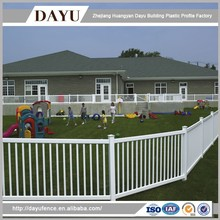 China Supplier Low Price pvc Pool Fence