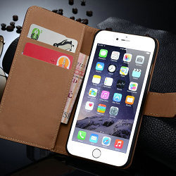 2015 Hot Sales New Promotion phone case personalised case for iphone 5 remax leather case for iphone 5
