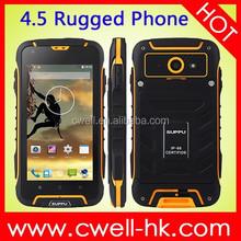 """SUPPU F6 1GB RAM/8GB ROM 4.5"""" HD Screen 8.0MP Camera MTK6582 Quad Core Phone Mobile"""