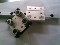 Professional mould design standard linear guide rail system for fax machine components