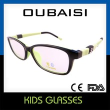 Rubber nose pads for plastic eyeglass silicon nose pad kids eyeglasses frames No.5001