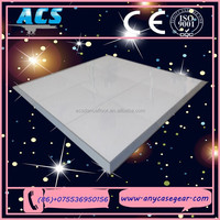 ACS white dance floor, portable dance floor, cheap portable wooden dance floor for sale