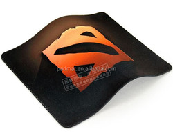 Wholesale Japanese Carton custom natural rubber fabric mouse pad with logo