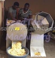 fried plantain chips making machine