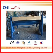 metal folder pan break , high speed manual folding machine for metal pan , metal folder pan break with ISO certifiacation