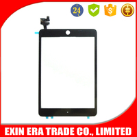 Factory Price Screen digitizer touch for iPad mini touch digitizer original Replacement with IC