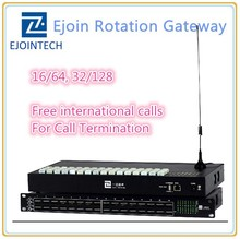 High Quality Ejoin gateway gsm, 8 / 16 / 32 port voip sip gateway gsm, smart voip wifi sip phones