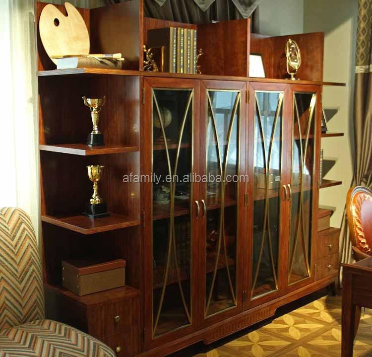Afamily hogar muebles de madera estantería estantería de madera ...