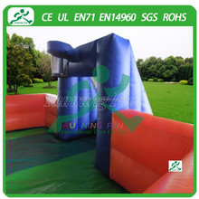 2015 inflatable football soccer field, football ground soccer arena for customization