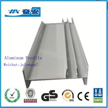 Outdoor Aluminium Tube Frame Umbrella