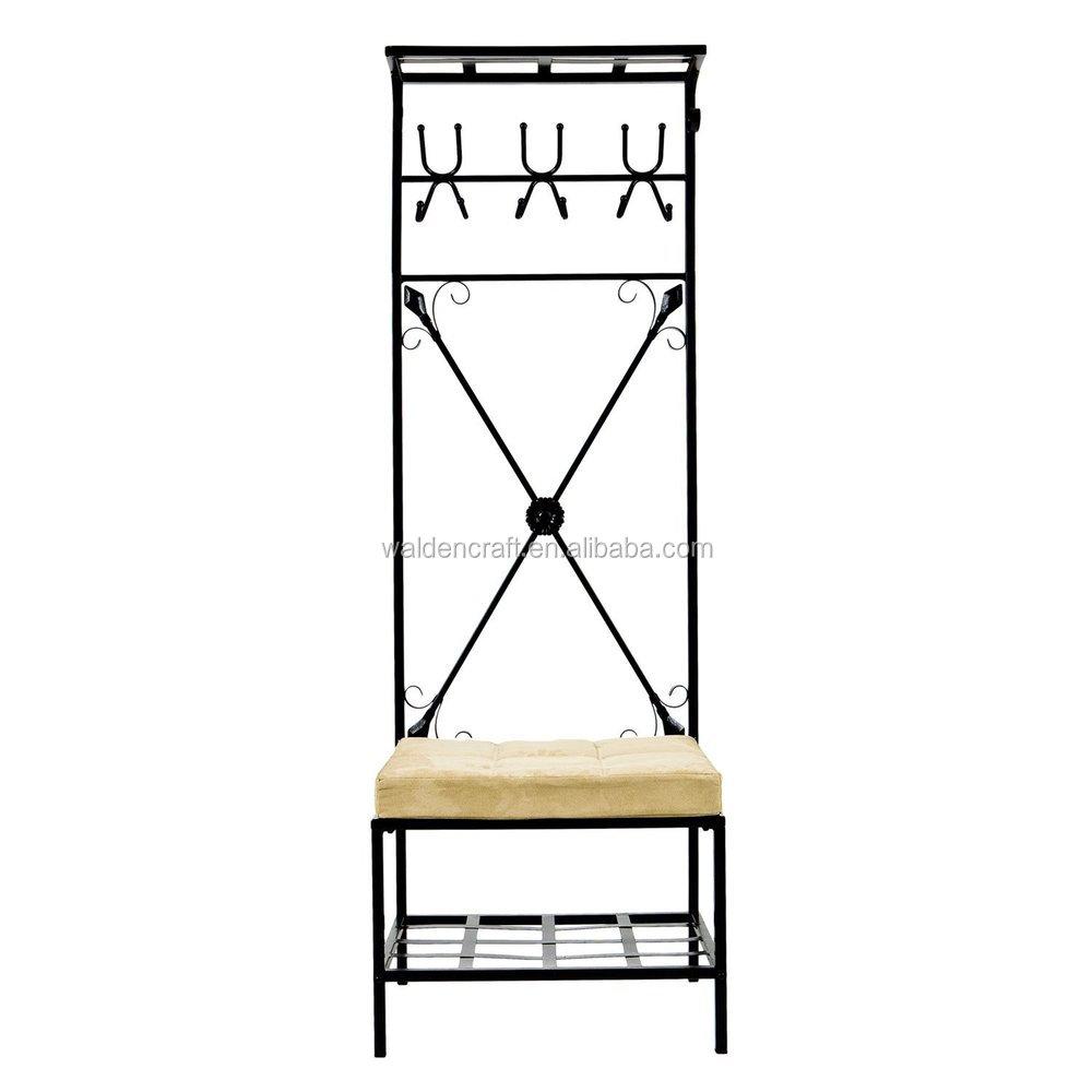 banc porte manteau. Black Bedroom Furniture Sets. Home Design Ideas