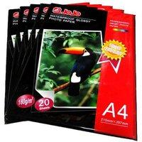 JOJO A4 180GSM high glossy inkjet photo paper