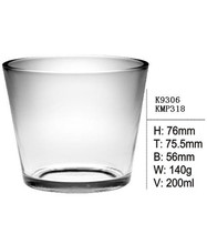 Wholesale Machine Pressed Beer Glass Whisky Glass Cup Glass Shot