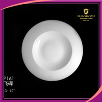 Eurohome factory cheap price wholesale guangzhou porcelain plate stock