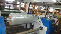 Our Factory Transparent Clear BOPP Tape Jumbo Rolls for our Ukraine Clients