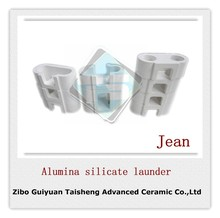 Used for aluminium sheet industry aluminium silicate launder