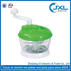 Hot selling hand held Vegetable chopper Machines manual mini food chopper