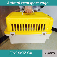 Small Dog Animal transport cage FC-0801 50x34x32 CM