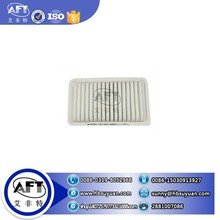 hot sales car air filter for toyota 17801-20040