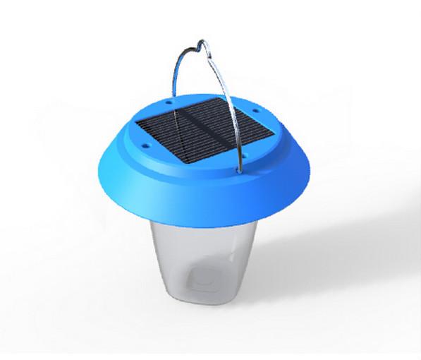Suspendus avec support solaire lumi re de cheval portable for Lumiere solaire interieur