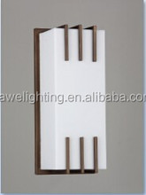 LED IP44 15W wall light