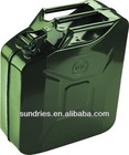Military Jerry Can / Metal Fuel Can / Petrol Canister - 20L