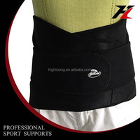 High quality durable neoprene back waist support