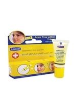 solución de acne remover crema