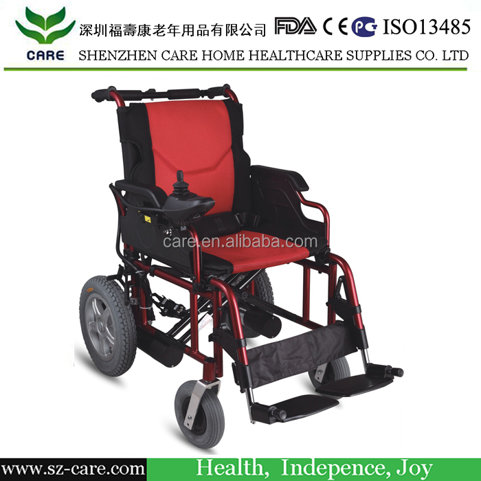 Rehabilitation Potrable Motorized Small Electric Power