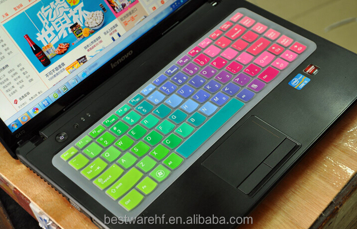 Laptop Colors Colored Rubber Laptop Keyboard