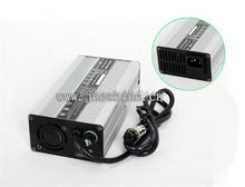 24V lead acid battery charger/lithium battery charger case for E-scooter